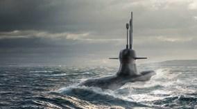 Tàu ngầm tàng hình siêu đẳng của Thụy Điển