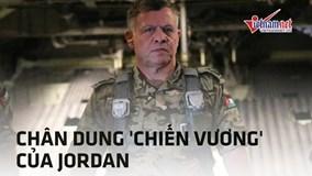 Chân dung 'Chiến Vương' của Jordan thề nghiền nát IS