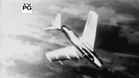 Máy bay rơi 'liểng xiểng' trong trận không chiến đẫm máu ở Triều Tiên