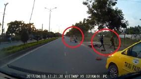 Truy bắt kẻ cướp như phim hành động tại Hội An