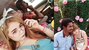 Chàng trai đen nhẻm và vợ xinh như hot girl gây sốt