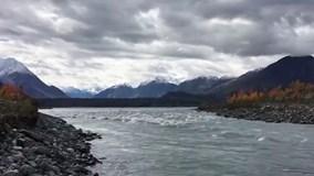 Dòng sông 300 tuổi dài 24km biến mất chỉ trong 4 ngày
