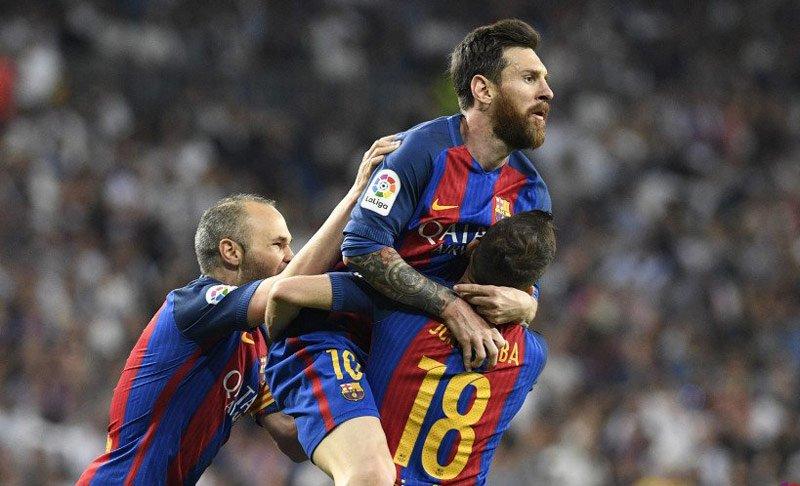 Real Madrid, Barca, Siêu kinh điển, El Clasico, Ronaldo, Messi