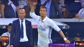 """Messi đánh gục Real, Ronaldo nổi đóa """"giận cá chém thớt"""""""
