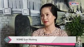 """NSND Lan Hương đi cấp cứu và chuyện chưa kể ở """"Sống chung với mẹ chồng"""""""