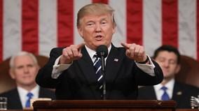 'Bắt bài' thói quen diễn thuyết của Tổng thống Trump