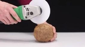 Lưỡi cưa làm bằng giấy có thể cắt được những gì?