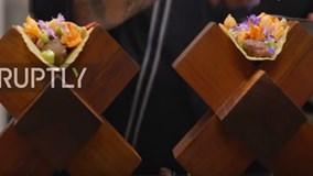 Chiêm ngưỡng món bánh 570 triệu đồng, đắt nhất thế giới
