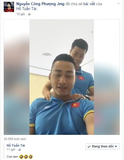 Công Phượng, U22 Việt Nam, tin thể thao, tin bóng đá, lịch thi đấu bóng đá