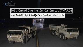 Vén màn bí mật về hệ thống phòng thủ tên lửa tầm cao THAAD của Mỹ