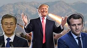 """Thế giới 7 ngày: Tuần """"lên ngôi"""" của các Tổng thống"""