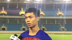 Công Phượng chúc U20 Việt Nam thành công tại World Cup