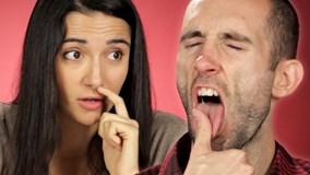 Ăn gỉ mũi giúp phòng ngừa... loét dạ dày và HIV