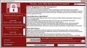 Mã độc WannaCry là gì?