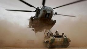 """Ngắm độ """"khủng"""" Trực thăng vận tải quân sự lớn nhất thế giới CH-53E của Mỹ"""