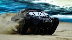 Xe tăng Fast & Furious 8 phiên bản thực tế