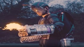 Con người có thể bay như Iron man