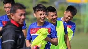 U20 Việt Nam tự tin trước ngày khởi tranh FIFA U20 Thế Giới 2017