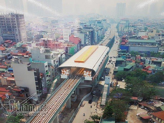 đường sắt trên cao, đường sắt Cát Linh - Hà Đông, ga La Khê