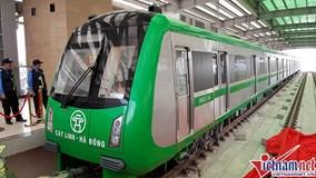 Lý giải các điểm bất thường ở tuyến đường sắt Cát Linh - Hà Đông