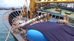 Vụ tàu vỏ thép 'đắp chiếu' ở Bình Định: Tráo thép Trung Quốc để đóng tàu