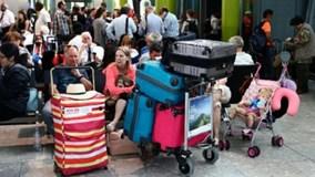 """British Airways hủy hàng loạt chuyến bay vì """"sập hệ thống"""""""