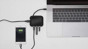 Sạc đa năng cho iPhone, iPad và MacBook