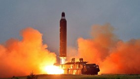 Hàn Quốc: Triều Tiên vừa phóng thử tên lửa đạn đạo