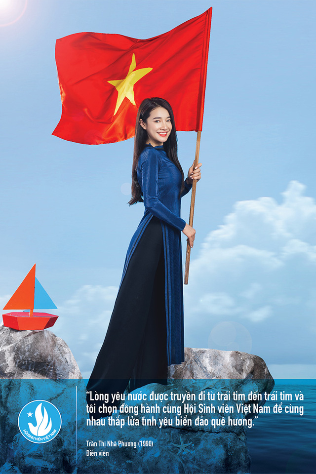 Diễn viên Nhã Phương cũng là một đại sứ của chiến dịch