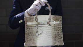 Chiếc túi xách 8,5 tỷ đồng đắt nhất hành tinh khiến chị em mê mẩn