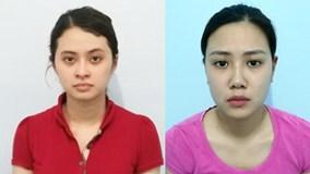 Chân dung 4 cô gái trong 'tập đoàn' ma túy lớn nhất nước ở Sài Gòn