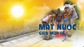 Hà Nội: Khốn khổ vì mất nước giữa những ngày nắng nóng