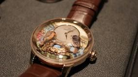 Lóa mắt với siêu đồng hồ giá gần 30 tỷ lần đầu xuất hiện ở Việt Nam