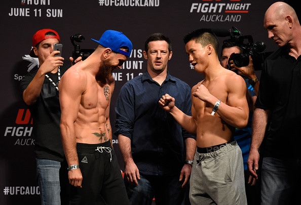 Vo si goc Viet Ben Nguyen tren duong tro thanh ngoi sao moi tai UFC hinh anh 2