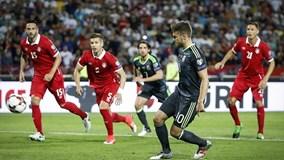 Ramsey ghi panenka, xứ Wales nguy cơ hụt vé World Cup