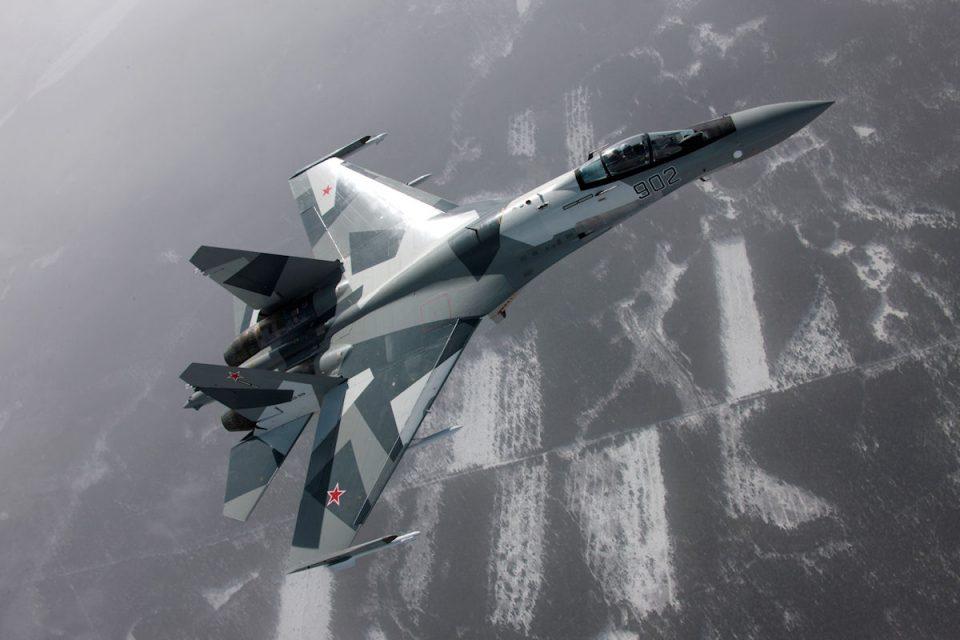 Loại chiến đấu cơ Nga đả bại mọi máy bay hiện đại nhất Mỹ - 2