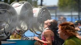 Nắng nóng kỷ lục ở Châu Âu: 2 người tử vong, đường ray tàu lửa biến dạng