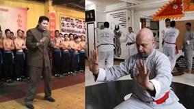 Cao thủ Vịnh Xuân đối đầu với Nam Huỳnh Đạo: Chiêu trò đánh bóng tên tuổi?