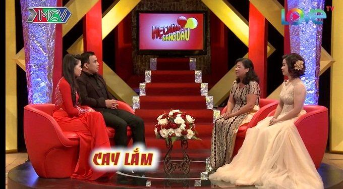 Mẹ chồng nàng dâu, MC Quyền Linh, Sống chung với mẹ chồng, hôn nhân, tình yêu