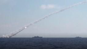 Tàu ngầm hạt nhân Nga phóng thử tên lửa liên lục địa Á-Âu