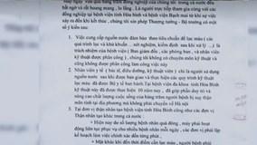 Vụ 8 người chạy thận bị tử vong: Tranh luận về trách nhiệm của bác sĩ Lương