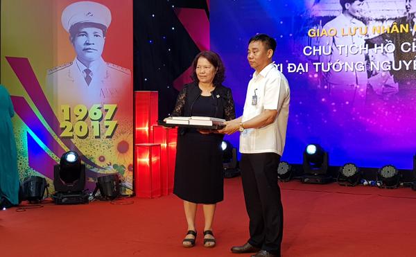 Đại tướng Nguyễn Chí Thanh,Đại tướng Nguyễn Chí Vịnh,Nguyễn Chí Vịnh