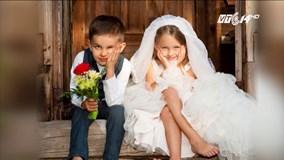 Mỗi ngày tại Mỹ có gần 40 đám cưới trẻ em
