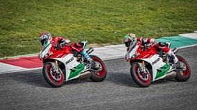 Thử tiếng pô Ducati 1299 Panigale R Final Edition trên đường đua