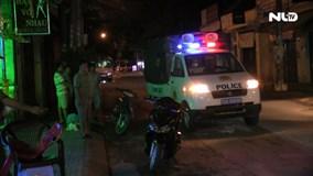 Hỗn chiến giữa đêm, 3 người bị thương