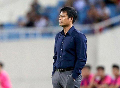 HLV Hữu Thắng, U22 Việt Nam, vòng loại U23 châu Á 2018