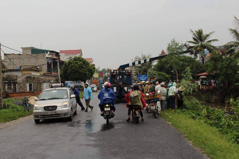 tai nạn, tai nạn giao thông, Hải Dương