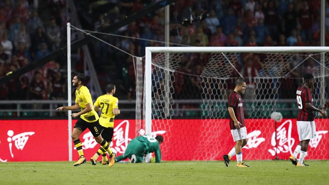 Milan, Dortmund, International Champions Cup, ICC 2017
