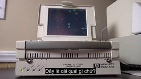 Chiêm ngưỡng chiếc laptop giá 20.000 USD của 20 năm trước