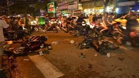 Vụ tai nạn kinh hoàng ở TP.HCM: Lấn làn, chạy quá tốc độ